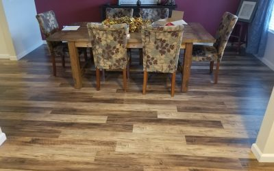 Water resistant laminate by Shaw