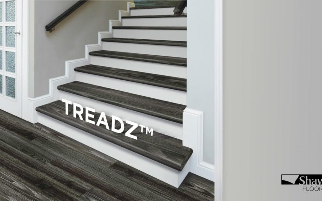 Treadz makes staircase remodeling easy