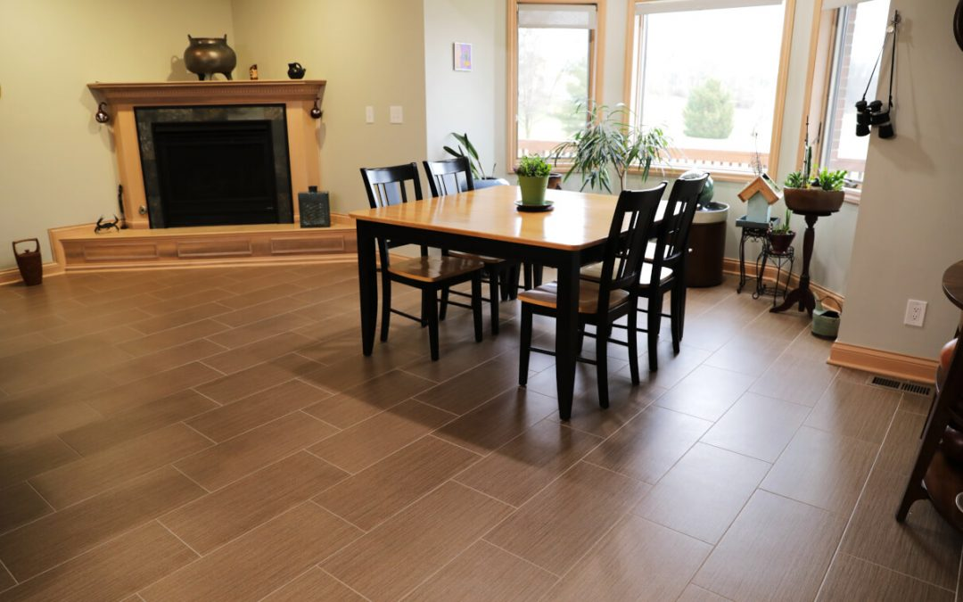Engineered tile from Armstrong Flooring