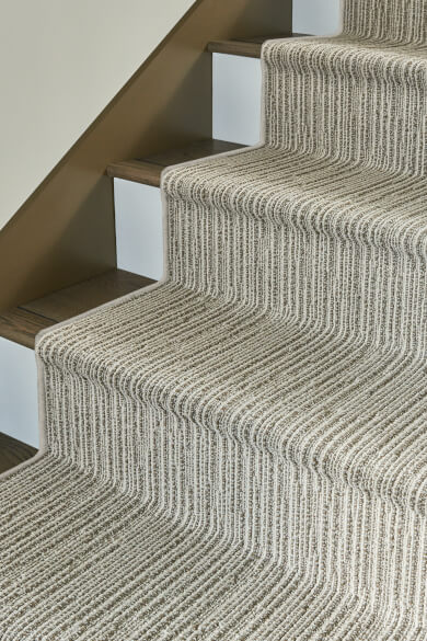 Patterned loop carpet from Tuftex
