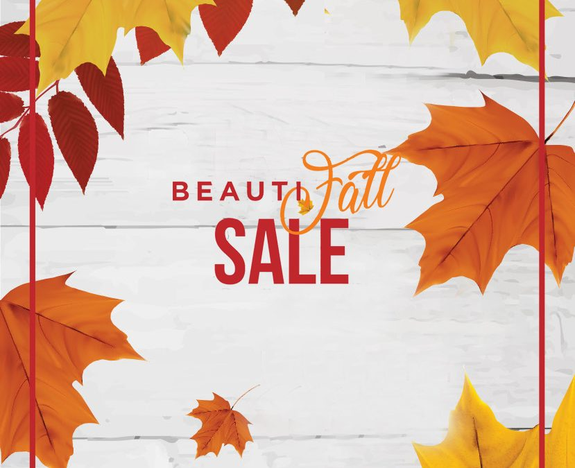 "Shaw Floors ""Beauti Fall"" Sale"