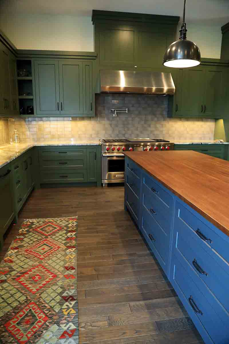 Subway Tile Kitchen Backsplash Bud Polley S Floor Center