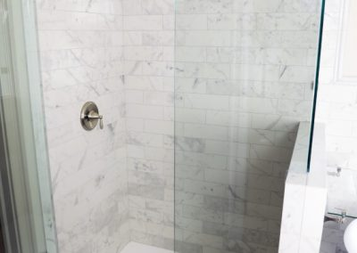 Marble vs. Porcelain tile